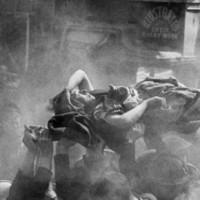 V-1 'buzz bombs' terrorize England