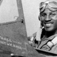 Tuskegee Airmen: Charles B. Hall records 99th's first victory