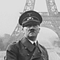 An interview with Adolf Hitler