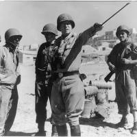 Gen. George S. Patton and the slaps heard 'round the world